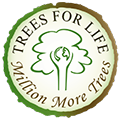 link to the Trees for Life site
