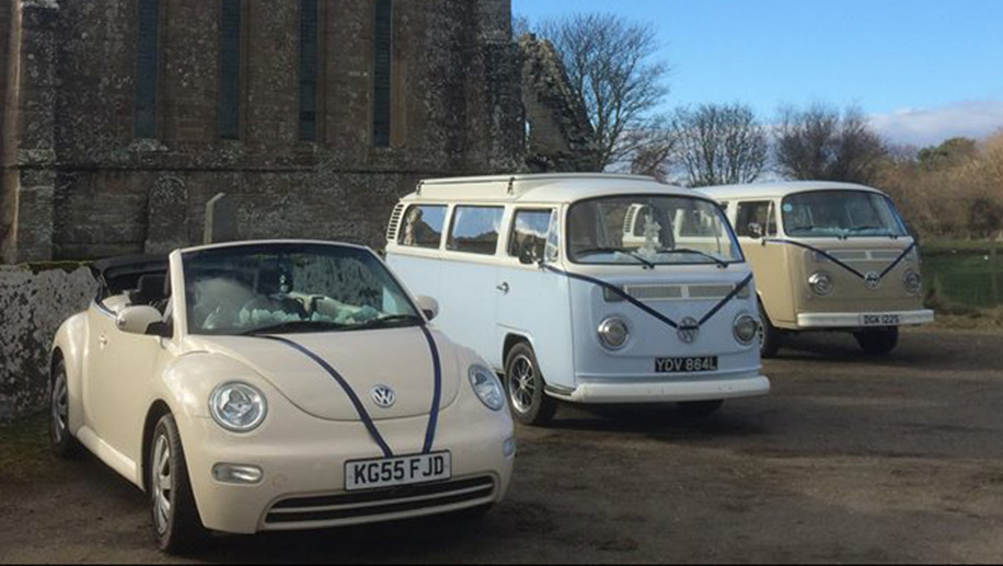 Highland Hobo Vw Classic Campervan Wedding Hire In The North Of